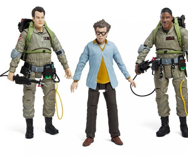 Original Ghostbusters Select Action Figures: Who You Gonna Articulate?