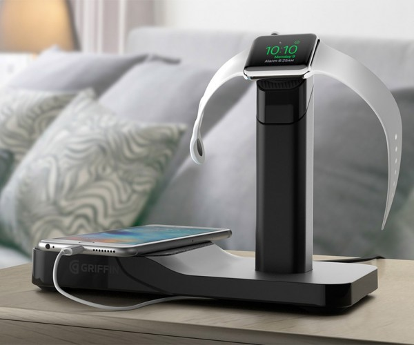Deal: Griffin Watchstand Powered Charging Station