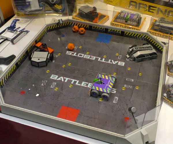 Hexbug RC Battlebots: Are You Not Entertained Mom?!