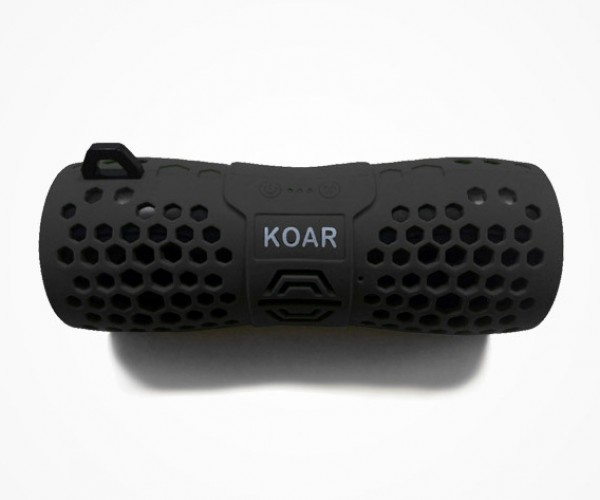 Deal: Save 35% on the KOAR All-Weather Bluetooth Precision Speaker