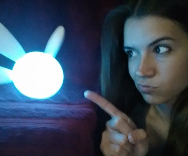 Legend of Zelda Navi LED Lamp Is Asking to Be Thrown