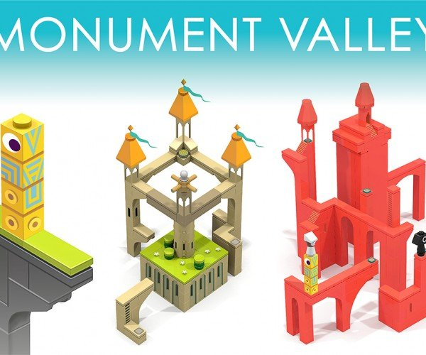 LEGO Monument Valley Concept Set: Impossible is Awesome