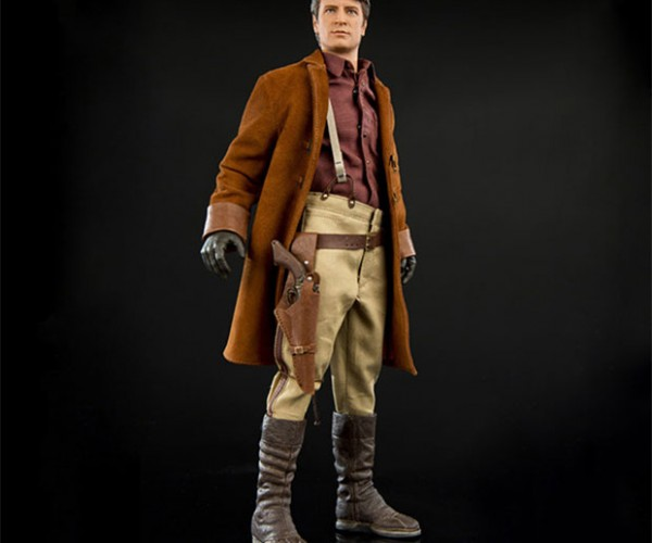 1:6 Scale Malcolm Reynolds Action Figure: What Can Brown Do for You?