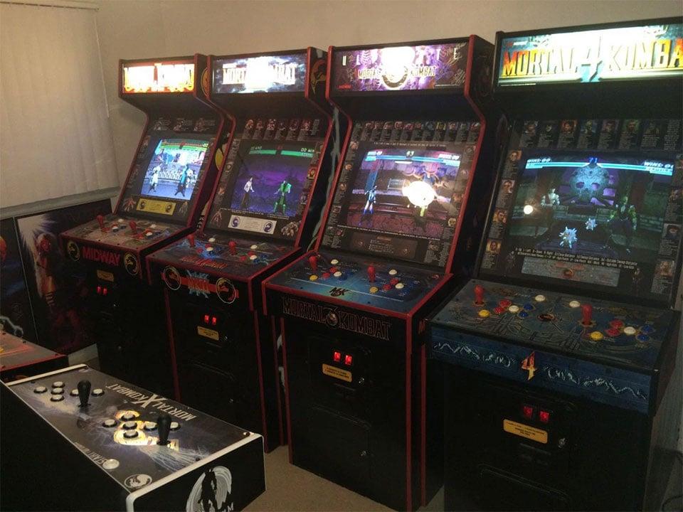 secret mortal kombat arcade menus discovered 20 years later finish