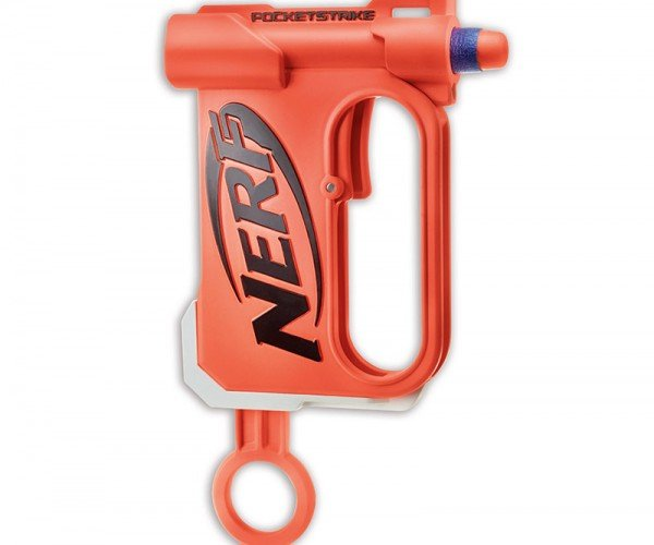 Pocketstrike Blaster Lets You Conceal and Carry Your NERF