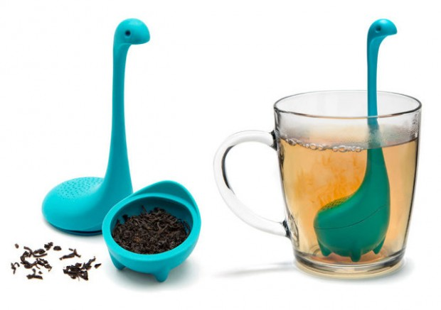 Loch Ness Monster Tea Infuser Take The Nesstea Plunge