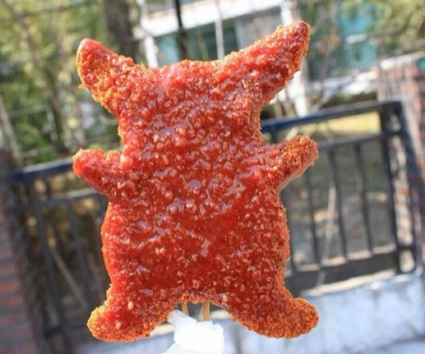 Pikachu-shaped Pork Patties: I Choose You, Porkachu!