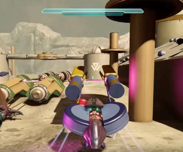 Halo 5 Podracing: The Phantom Guardians