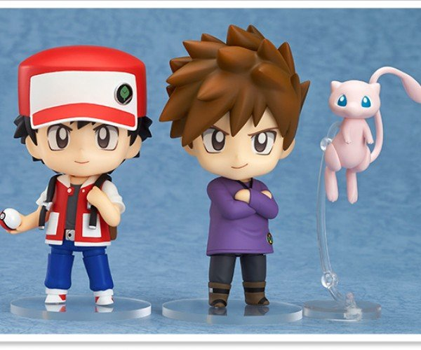 20th Anniversary Pokémon Nendoroid Pack is Red, Green and/or Blue
