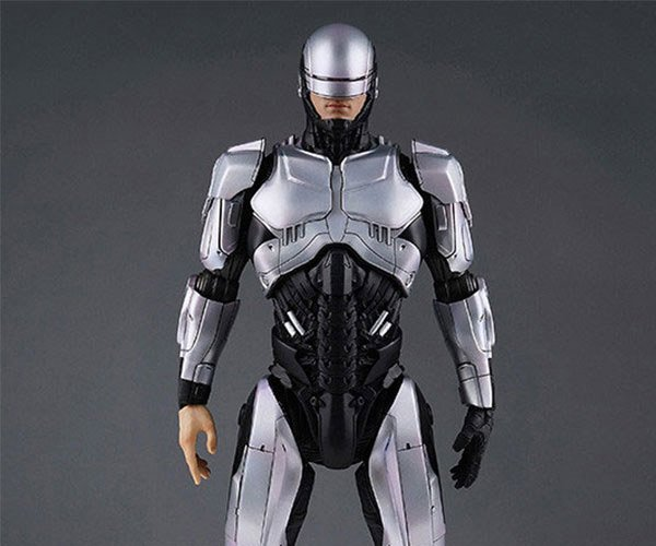 ThreeZero RoboCop 1.0 Action Figure: I'd Buy That for $230