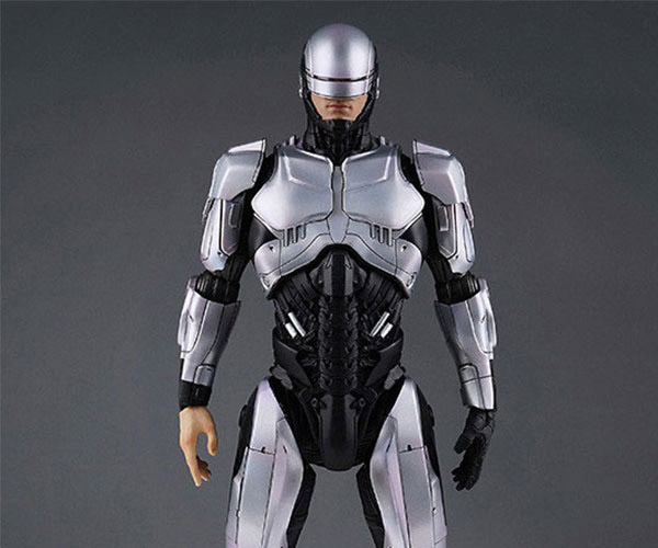 ThreeZero RoboCop 1.0 Action Figure: I'd Buy That for $230