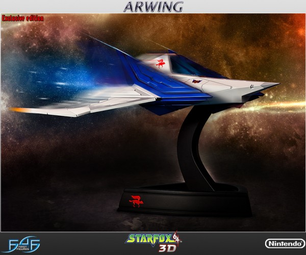 Star Fox Arwing Statue: Don't Mess Up That Budget!