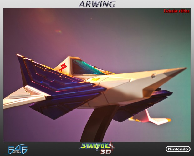 star_fox_arwing_statue_by_first_4_figures_10