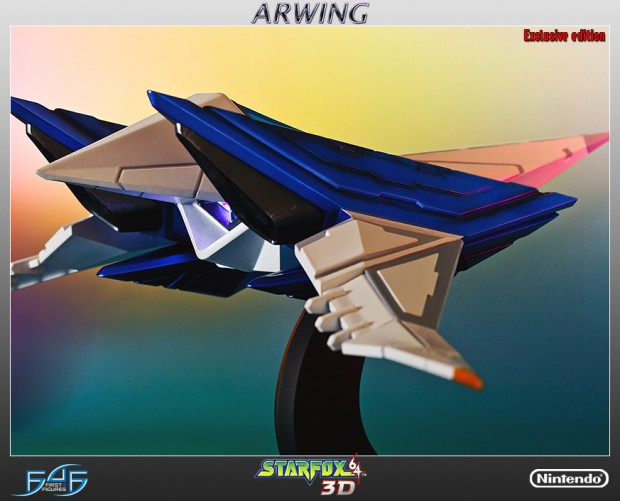 star_fox_arwing_statue_by_first_4_figures_11