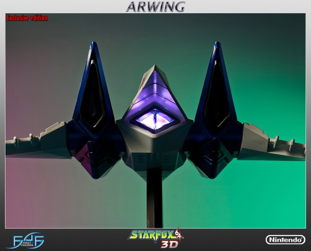 star_fox_arwing_statue_by_first_4_figures_12