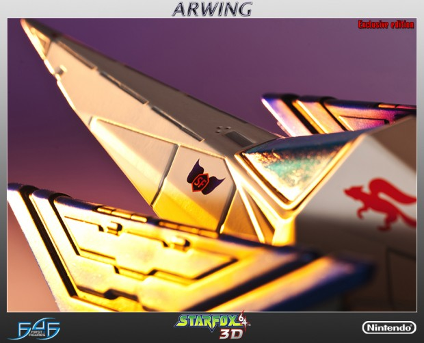 star_fox_arwing_statue_by_first_4_figures_7