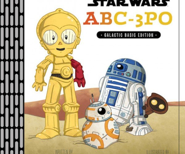 Teach Your Kids the ABC's with Star Wars: ABC-3PO