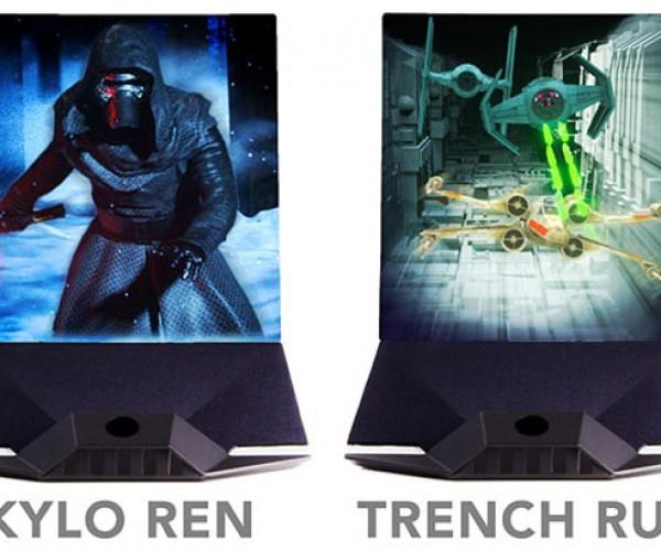Star Wars 3D Holodisplay Needs No 3D Glasses