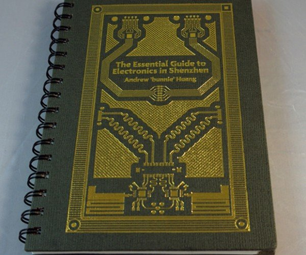 Huaqiangbei Translations & Map Book: The Essential Guide to Electronics in Shenzhen