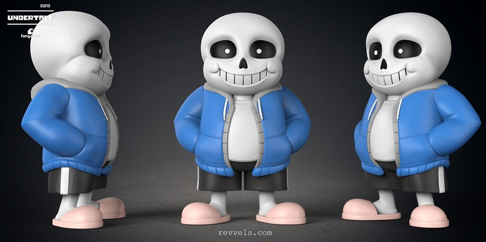 official undertale figurines are gonna be your besties