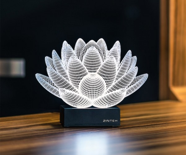 Deal: Save 36% on These 3D Illusion LED Lamps