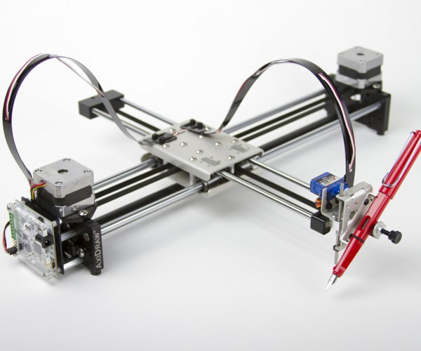 AxiDraw Plotting Machine: Penbotship