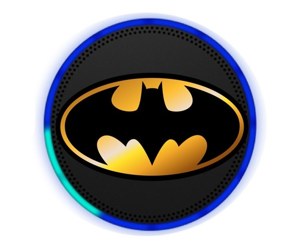 Amazon Echo Now Has a Choose-your-own Batman Adventure