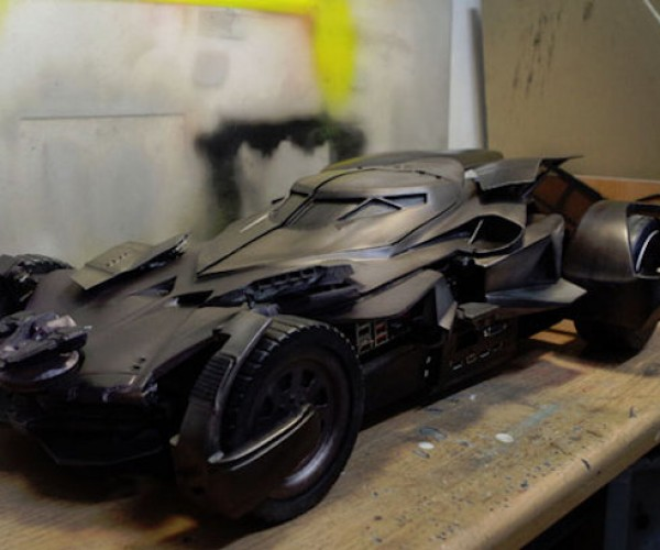 Batmobile PC Case: Carputer
