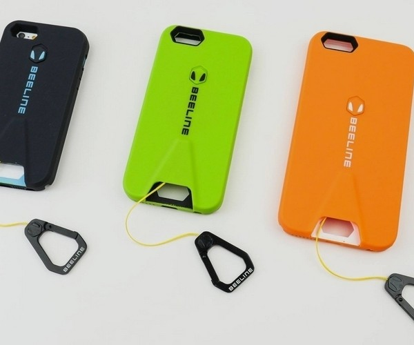 The Beeline iPhone Tether Case: Never Drop Your Phone Again