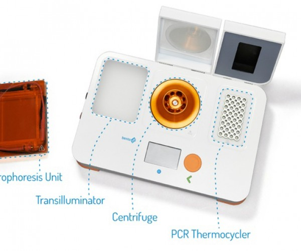 Bento Lab Portable DNA Laboratory: Packed Life