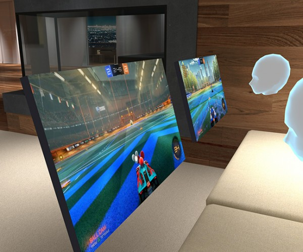 BigScreen Virtual Reality App Lets You Hang out and Share Your PC with Other People