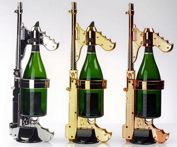 Champagne Gun: Super Sobriety Soaker