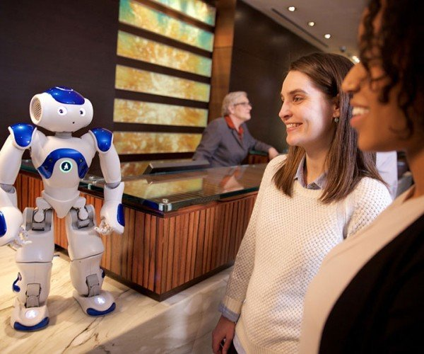 Hilton Gets IBM Watson-powered Robot Concierge