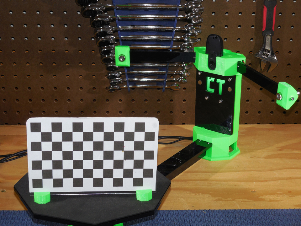 CowTech Ciclop 3D Scanner: The One-eyed Scan is Cheap - Technabob