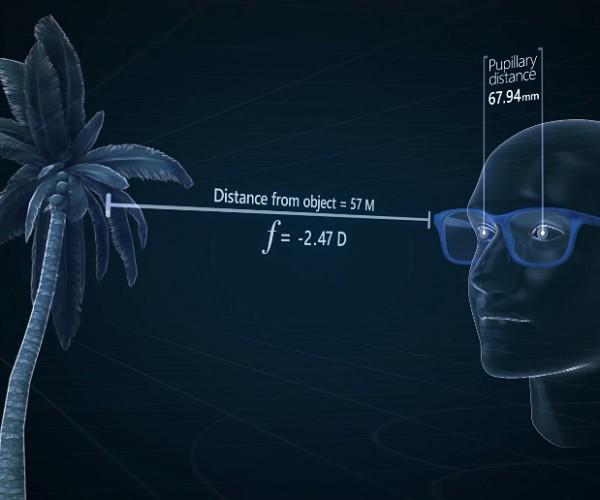 Eyeglasses with Autofocus: Omnifocals