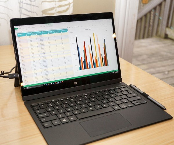 Dell XPS 12: Packing Productivity and Portability
