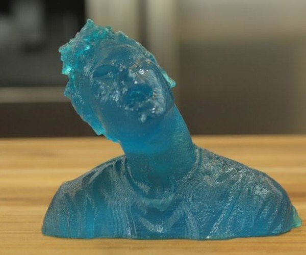 How to Make a Silicone Candy Mold from Your Face