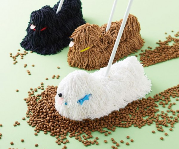 These Mops Have Gone to the Dogs
