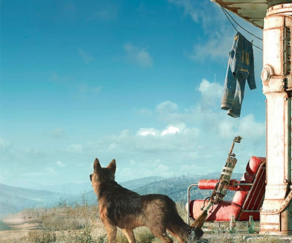 Fallout 4 Wall Art: Scenes from the Wasteland