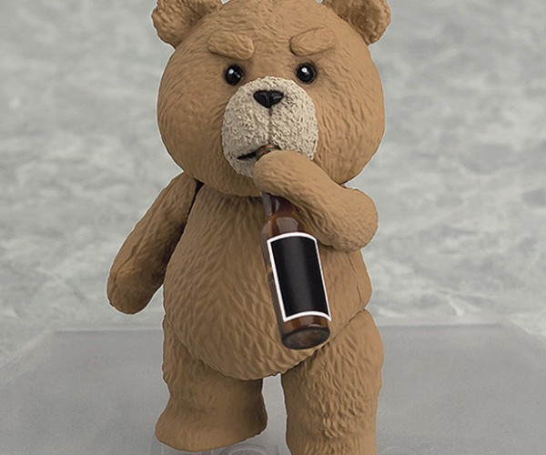 Figma Ted Action Figure Is Technically Not a Teddy Bear