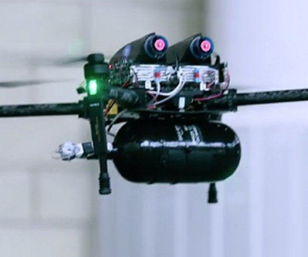 Intelligent Energy's Hydrogen Fuel Cells Will Keep Drones Droning on