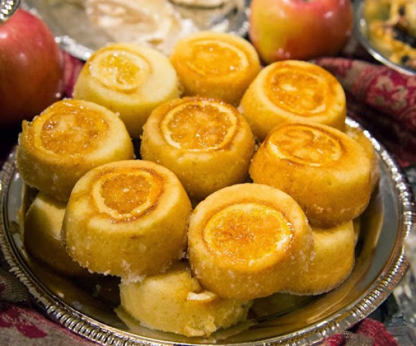 These Lemon Cakes Are Fit for a Stark