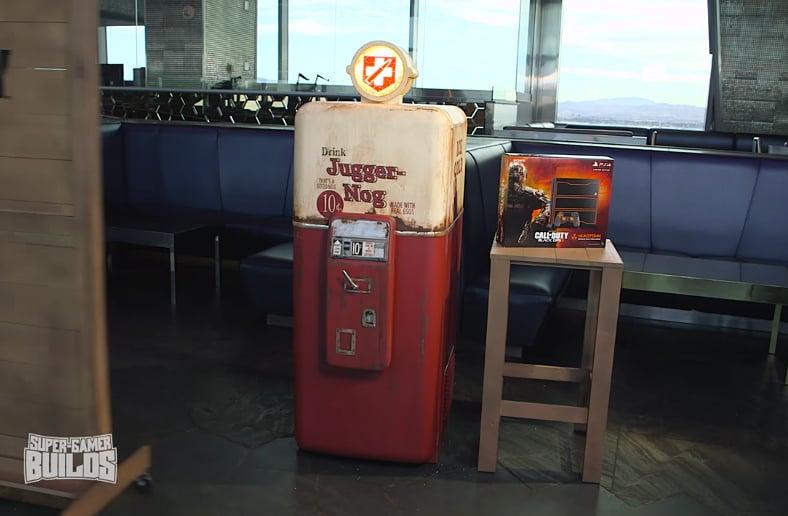 juggernog machine replica