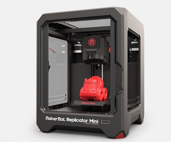 Giveaway: Makerbot Replicator Mini 3D Printer