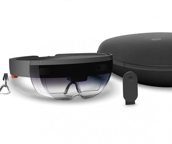 Microsoft HoloLens Developer Edition: Worlds Collide
