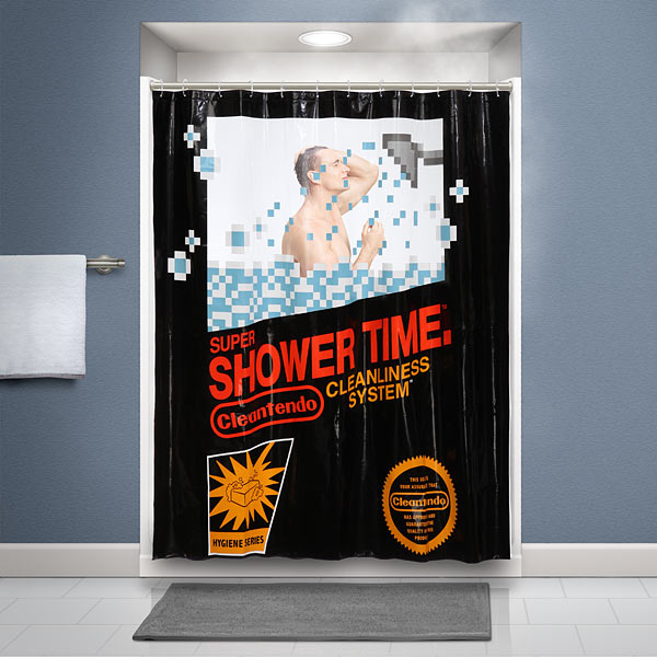 Superb Nintendo_shower_2 Zoom In