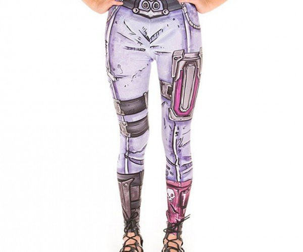 Nisha Leggings for Easy Borderlands' Cosplay
