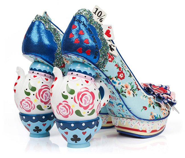 One Lump or Two Heels are Mad as a Hatter