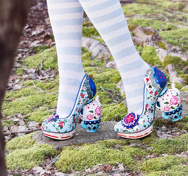 61c90b4e36c One Lump or Two Heels are Mad as a Hatter