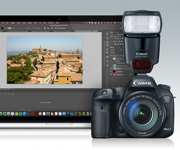 Win a Canon EOS 7D Mk. II in The Ultimate Photography Giveaway